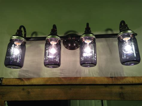 mason jar bathroom light fixture mason jar lights bathroom lighting vanity lights green