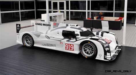 Porsche 919 Specs by 2014 Porsche 919 Hybrid Lmp1 Racecar In 100 Plus Real Life