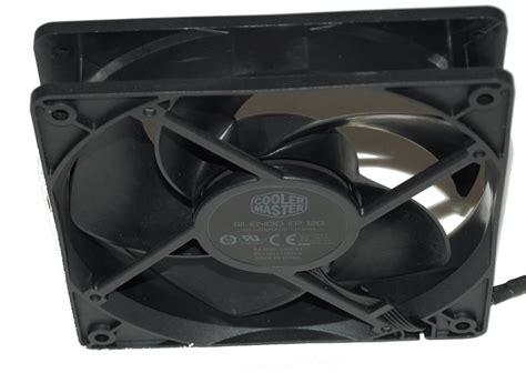 Cooler System Cooler Master Silencio Fp 120 cooler master silencio fp 120 pwm fan performance edition