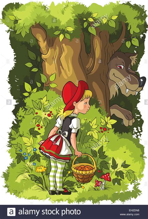 little red riding hood english fairy tale for kids youtube little red riding hood and wolf fairy tale of charles