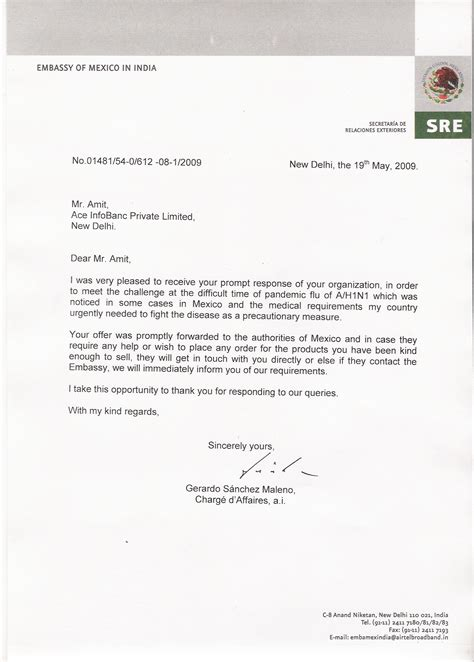 appreciation letter for quotation service recognition letter sles