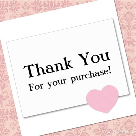 Thank You Note Your Thank You Note A Bunch From Vauline S Closet On Poshmark