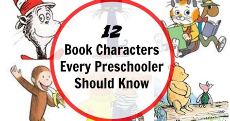 the 3 no s every successful should books 12 book characters for preschool children planet smarty