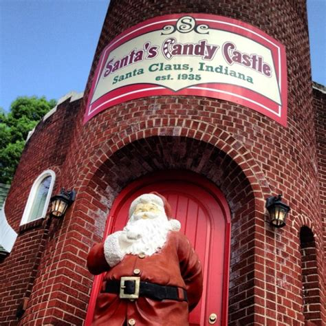 land of lights santa claus indiana 4 places you should visit in u s this christmas gloholiday