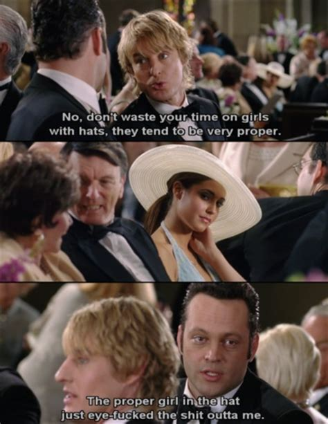 Wedding Crashers Wedding Season by Wedding Crashers And With Hats Pass The