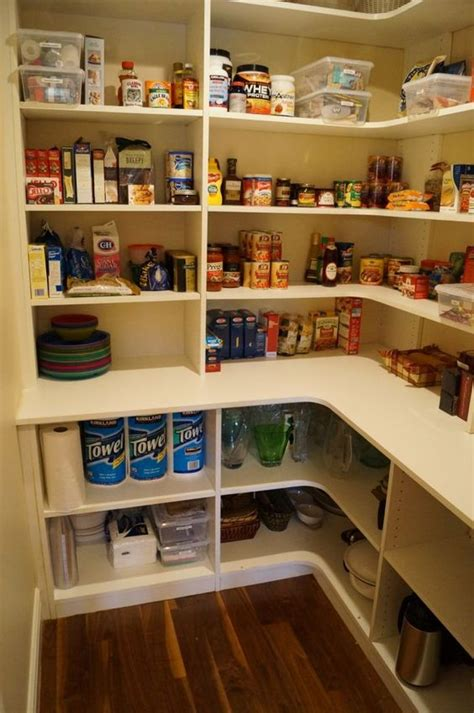 Pantry Shelf Height by This Is 6x6 Pantry Design I Lucked Out The Trim