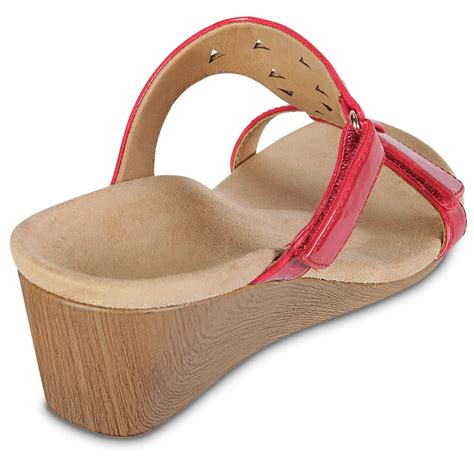 the s plantar fasciitis dress wedge sandals