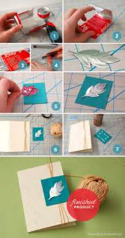 how to make birthday cards up cycle craft pop can card botanical paperworks