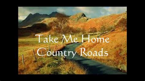 take me home country roads カントリー ロード guitar harmonica