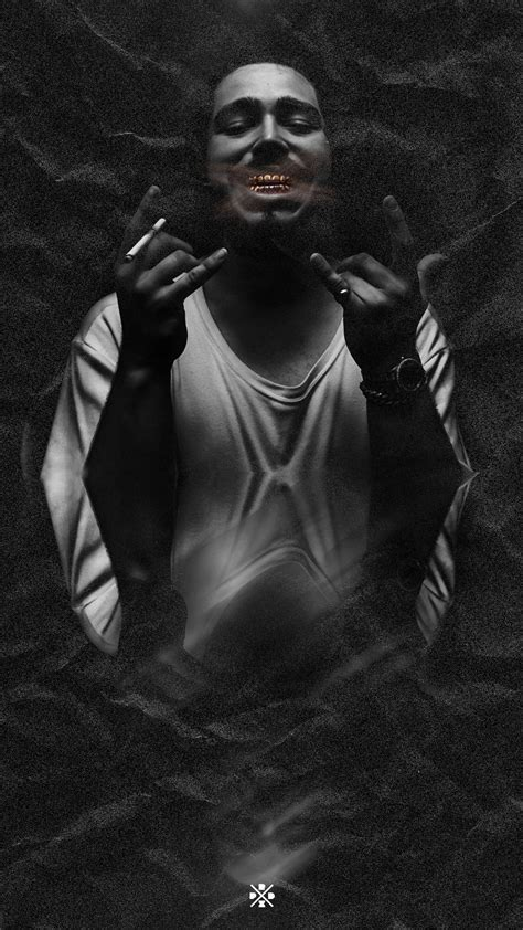POST MALONE — paradoxsa: Post Malone wallpapers for iPhone