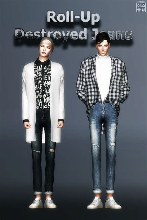 Korea Cc sims 4 cc s the best clothing by simsclub