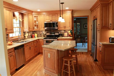 Mocha Cabinets by Mocha Kitchen Cabinets Near Clintonville By Sembro Designs