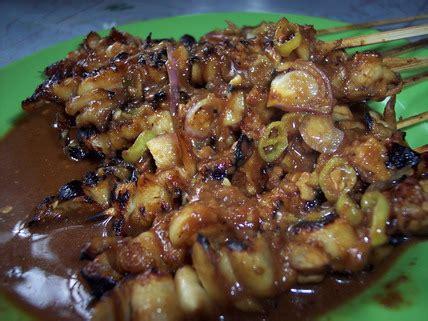 resep masakan vegetarian menu sehat sate jamur tiram murni