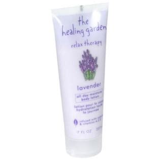Nature Lotion Relaxing Lavender healing garden lavender therapy by coty relaxation lotion 7 oz for