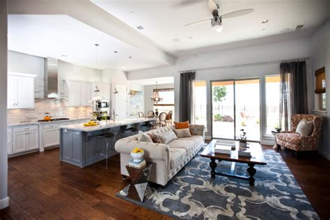 Kitchen Next To Living Room by 9 Kitchen Trends To For In 2016