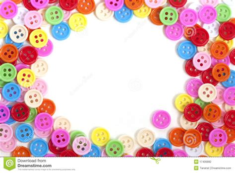 button background color multi color buttons on white background stock photo