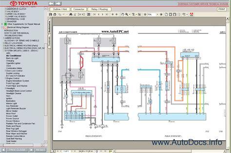 toyota corolla 2004 service repair manual wiring diagram