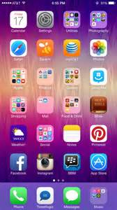 iphone 6 home screen show us your home screen page 2 iphone ipod