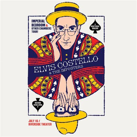 elvis costello imperial bedroom elvis costello the imposters bringing their imperial