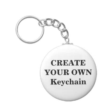 create your own keychains create your own key chain