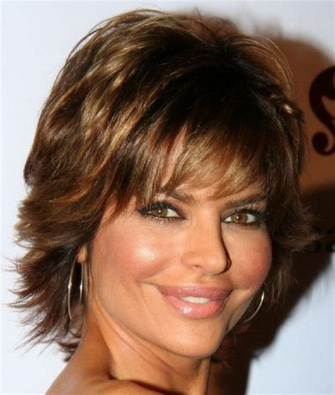 older women hair off or on face short haircuts for older women with round faces