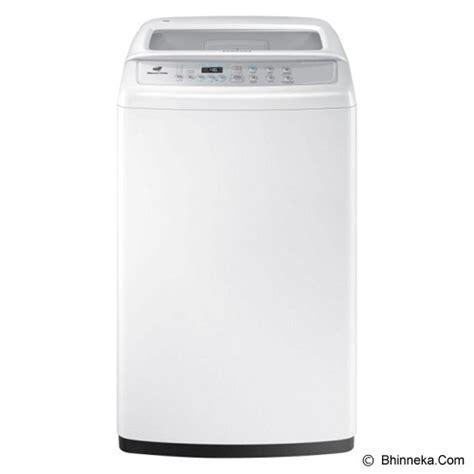 Mesin Cuci Samsung Wa80h4000sw jual samsung mesin cuci top load wa80h4000sw murah