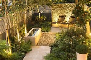 barnsbury townhouse garden in london england designrulz