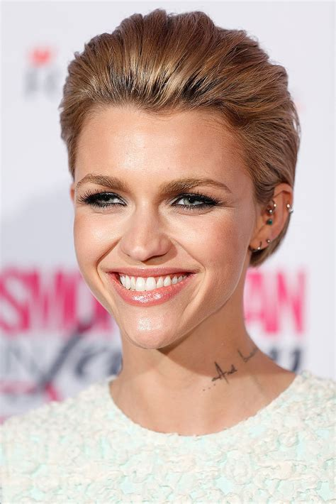 ruby rose haircut new haircut ideas and celebrity hair inspiration pictures