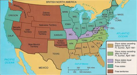 cultural sectionalism map of the united states 1860 wall hd 2018