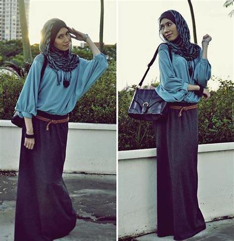 Baju Berwarna Ungu kombinasi warna jilbab dan pakaian yang cocok informasitips