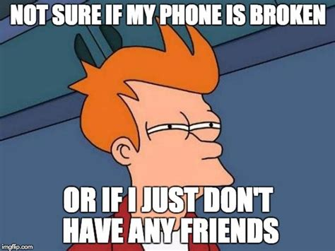 Broken Phone Meme - broken phone funny memes pictures to pin on pinterest