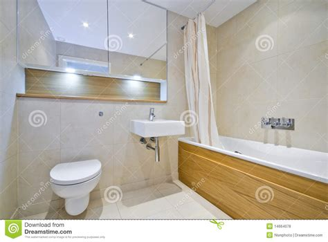 beige bathtub modern bathroom with large bath tub in beige royalty free