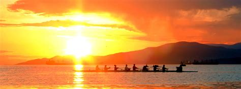 dragon boat grill free dragonboat in sunset stock photo freeimages