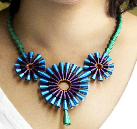 Of Paper Jewellery - beautiful easy paper quilling jewellery designs