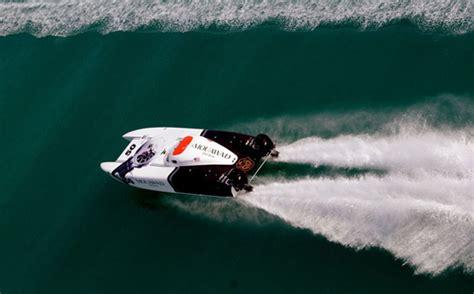 gary ballough boat racing offshore racer ed
