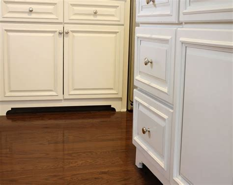 kitchen cabinets with feet diy adding quot feet quot to your cabinets for the home pinterest