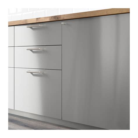 stainless steel kitchen cabinet doors grevsta door stainless steel 60x80 cm ikea
