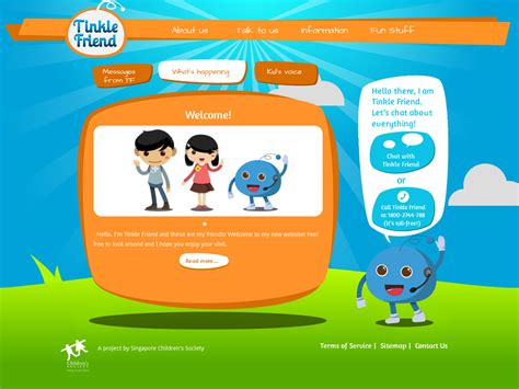 microsite templates free our microsites
