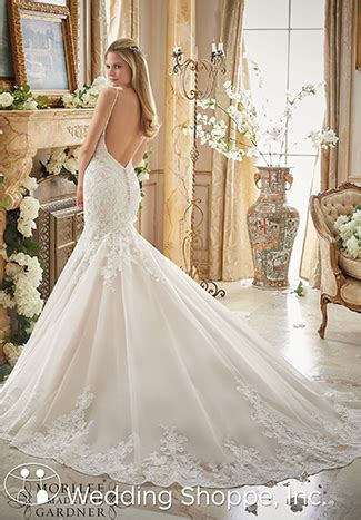 Open Back Wedding Dresses: Why You'll Love Them