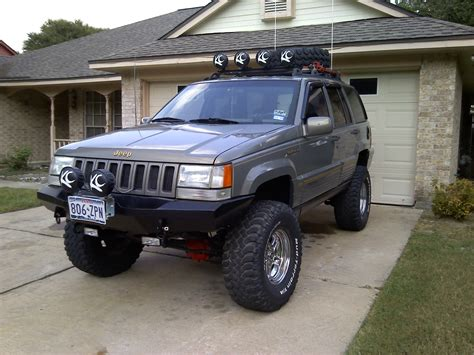 1995 jeep grand midnightluckey 1995 jeep grand cherokee specs photos