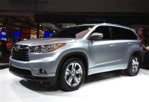 2014 Toyota Highlander Price 2014 Toyota Highlander Attributes And Key Price Product