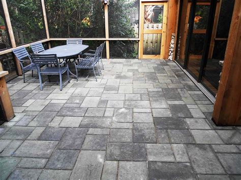 landscape patio natural outdoor home design  lowes