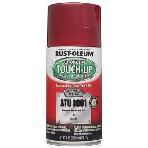 home depot car touch up paint rust oleum automotive 8 oz graceful auto touch up