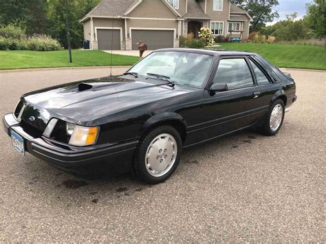 1984 Ford Mustang by 1984 Ford Mustang Svo For Sale Classiccars Cc 1015041