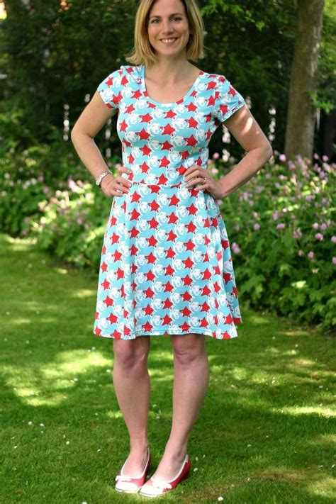 free pattern skater dress the lady skater sewing pattern for teens and women