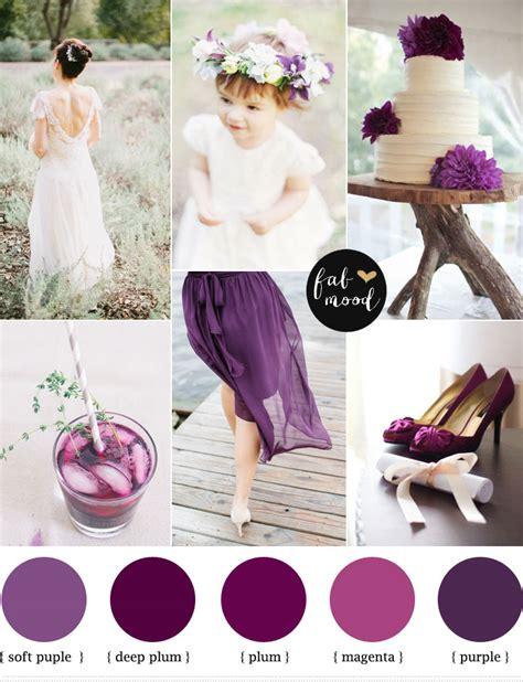 plum wedding colors plum purple wedding colours wedding inspiration