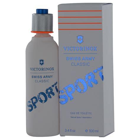 Swiss Army Sport swiss army sport eau de toilette for by victorinox