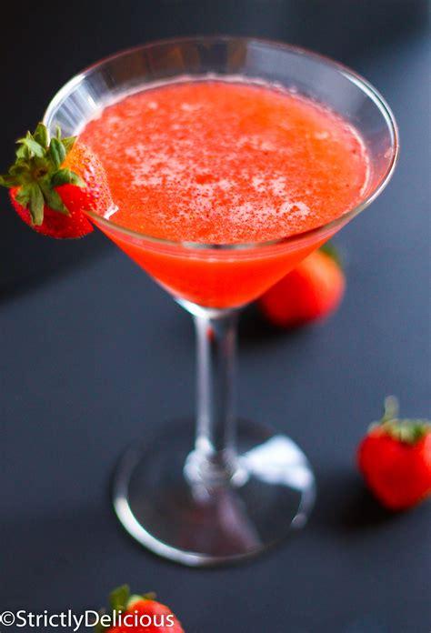 martini strawberry strawberry mojito martini strictlydelicious
