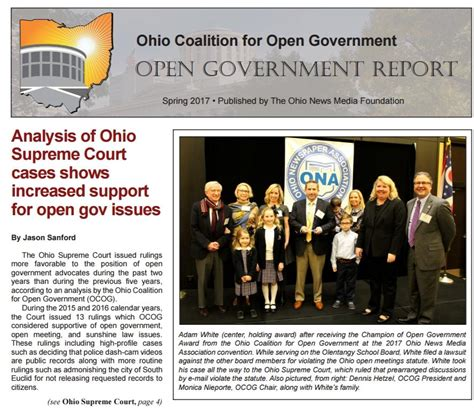 Columbus Ohio Court Records Your Right To Sunnier Outlook At Ohio Supreme Court News The Columbus