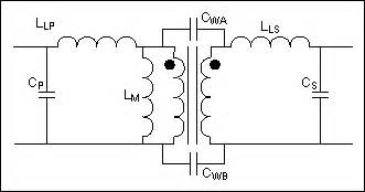 capacitor across output transformer primary capacitor across output transformer primary 28 images capacitor across b and the input
